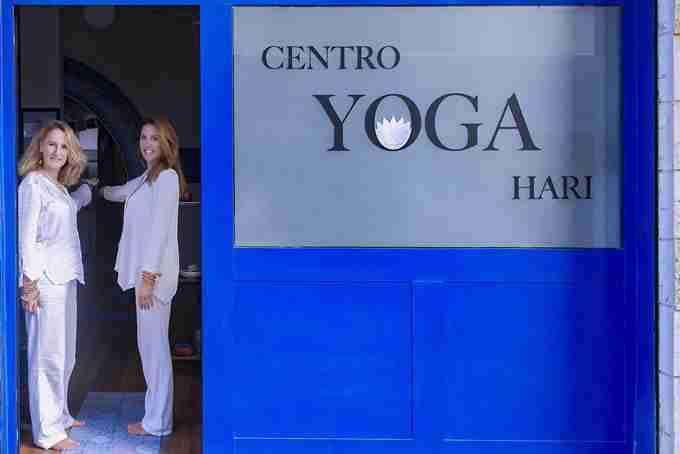 Benvenuti al Centro Yoga Hari