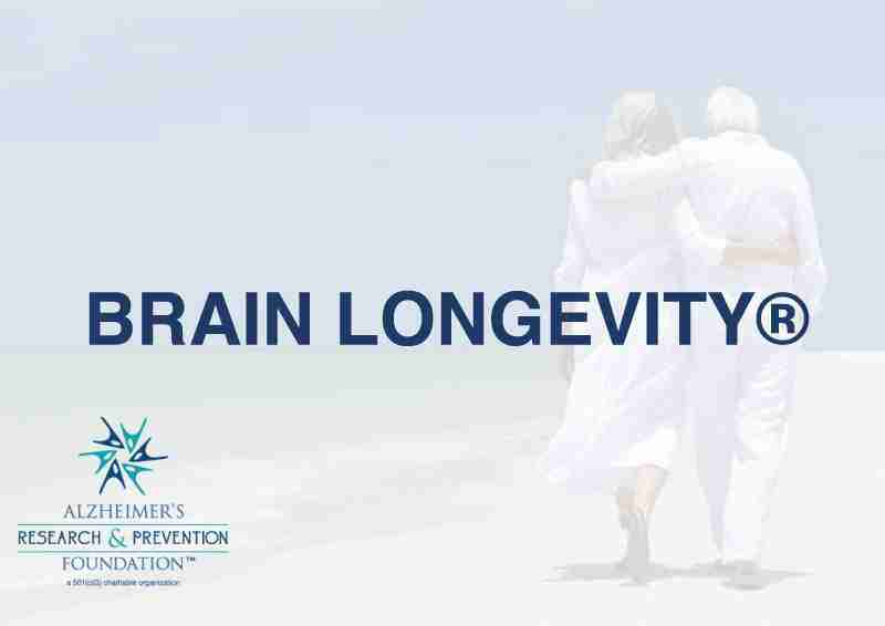 Brain Longevity - Yoga Hari