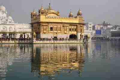 Viaggio in India - Amristar Tempio d'Oro